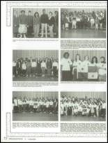 1991 Skyline High School Yearbook Page 76 & 77