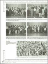 1991 Skyline High School Yearbook Page 84 & 85