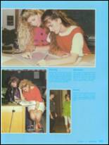 1991 Skyline High School Yearbook Page 166 & 167