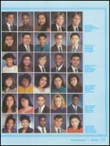 1991 Skyline High School Yearbook Page 180 & 181