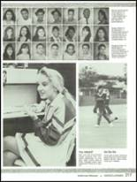 1991 Skyline High School Yearbook Page 220 & 221