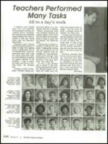 1991 Skyline High School Yearbook Page 252 & 253