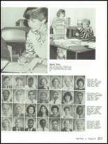 1991 Skyline High School Yearbook Page 254 & 255
