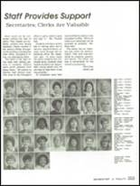 1991 Skyline High School Yearbook Page 256 & 257