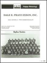 1991 Skyline High School Yearbook Page 272 & 273
