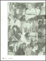 1991 Skyline High School Yearbook Page 286 & 287