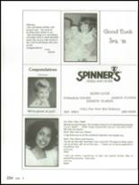 1991 Skyline High School Yearbook Page 288 & 289