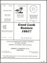 1991 Skyline High School Yearbook Page 310 & 311