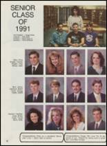 1991 Sperry High School Yearbook Page 10 & 11