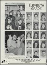 1991 Sperry High School Yearbook Page 22 & 23
