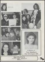 1991 Sperry High School Yearbook Page 24 & 25
