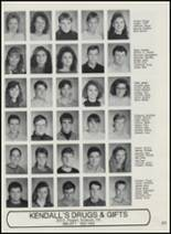 1991 Sperry High School Yearbook Page 26 & 27