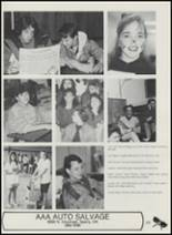 1991 Sperry High School Yearbook Page 32 & 33