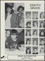 1991 Sperry High School Yearbook Page 34 & 35