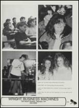 1991 Sperry High School Yearbook Page 36 & 37