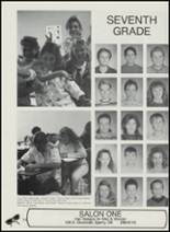 1991 Sperry High School Yearbook Page 38 & 39