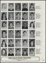 1991 Sperry High School Yearbook Page 42 & 43