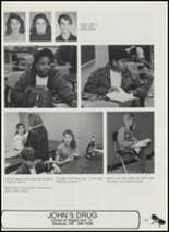 1991 Sperry High School Yearbook Page 44 & 45