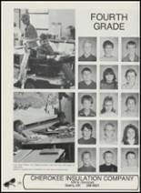 1991 Sperry High School Yearbook Page 50 & 51
