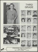 1991 Sperry High School Yearbook Page 54 & 55