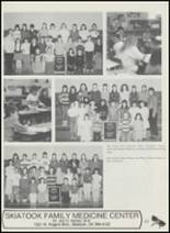 1991 Sperry High School Yearbook Page 56 & 57