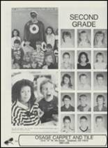 1991 Sperry High School Yearbook Page 58 & 59