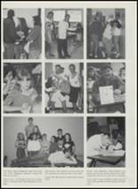 1991 Sperry High School Yearbook Page 70 & 71
