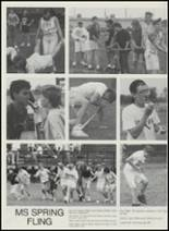 1991 Sperry High School Yearbook Page 76 & 77