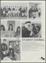 1991 Sperry High School Yearbook Page 82 & 83