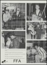 1991 Sperry High School Yearbook Page 84 & 85