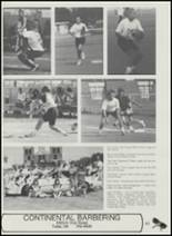 1991 Sperry High School Yearbook Page 86 & 87