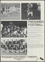 1991 Sperry High School Yearbook Page 90 & 91