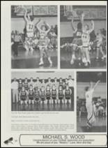 1991 Sperry High School Yearbook Page 96 & 97
