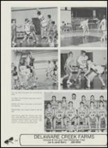 1991 Sperry High School Yearbook Page 98 & 99