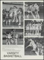 1991 Sperry High School Yearbook Page 102 & 103