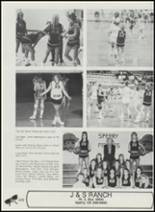 1991 Sperry High School Yearbook Page 104 & 105