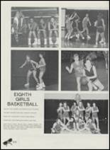 1991 Sperry High School Yearbook Page 106 & 107