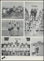 1991 Sperry High School Yearbook Page 118 & 119