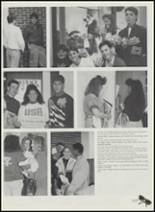 1991 Sperry High School Yearbook Page 120 & 121