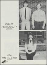 1991 Sperry High School Yearbook Page 128 & 129