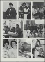 1991 Sperry High School Yearbook Page 132 & 133