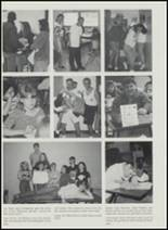 1991 Sperry High School Yearbook Page 134 & 135