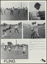 1991 Sperry High School Yearbook Page 138 & 139