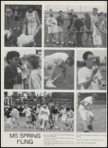 1991 Sperry High School Yearbook Page 140 & 141
