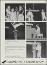 1991 Sperry High School Yearbook Page 142 & 143
