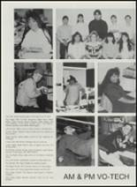 1991 Sperry High School Yearbook Page 150 & 151