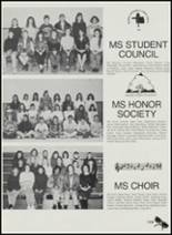 1991 Sperry High School Yearbook Page 152 & 153