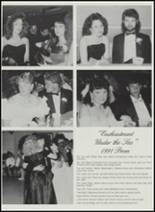 1991 Sperry High School Yearbook Page 164 & 165
