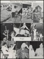 1978 Elmore City High School Yearbook Page 56 & 57