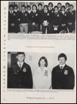 1978 Elmore City High School Yearbook Page 102 & 103